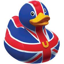 bandiera inglese duck